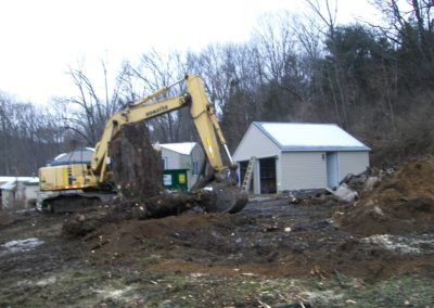 kintner demolition and build