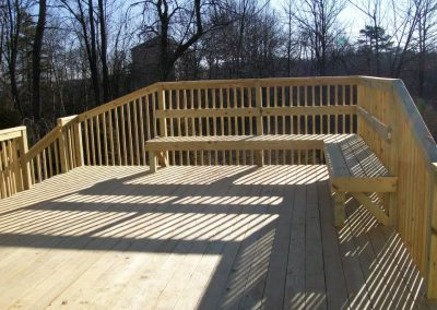Gilroy-New deck extension