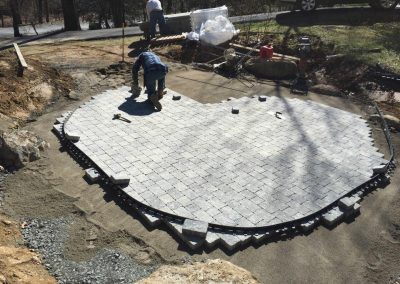 Gilroy-Patio in progress
